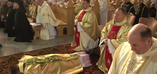Єпископські свячення о. Павла Гончарука