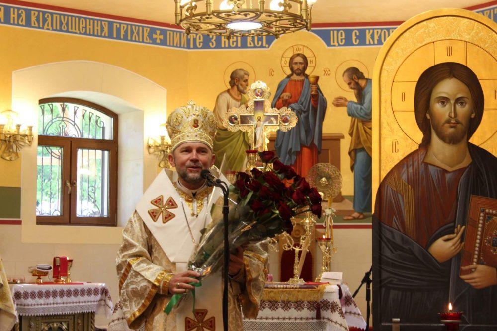 29 вересня свій День народження святкує Преосвященний Владика Василій, екзарх Харківський