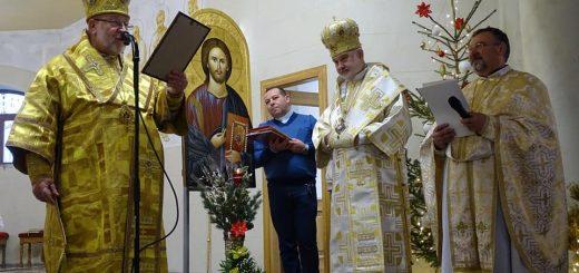 Привітання о. Миколі Семеновичу, лютий 2018