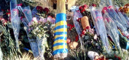 День пам`яти жертв голодоморів. Харків, 2019