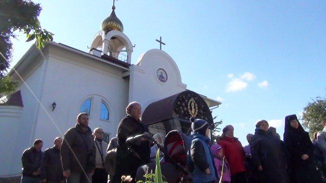 Храмове свято в Покотилівці — 2015