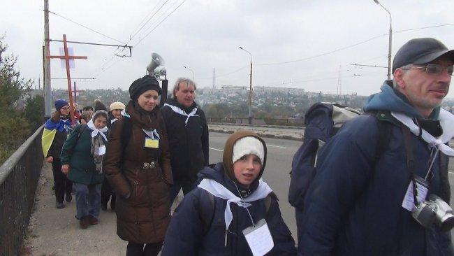 Перша в історії Харківщини проща УГКЦ. 2016, жовтень