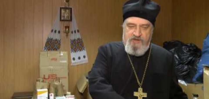 Прихожани греко-католицької церкви в Німеччині передали до Полтави гуманітарну допомогу