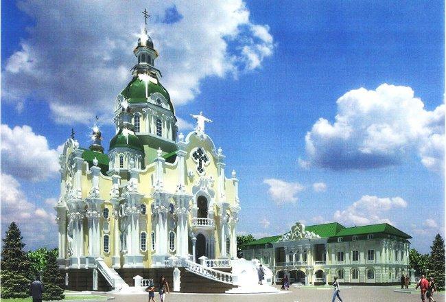 Храм св. Миколая Чудотворця УГКЦ в Харкові