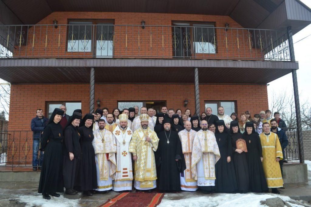 Свято-Івано-Павлівський монастир сестер Згромадження Св. Йосифа ОПДМ